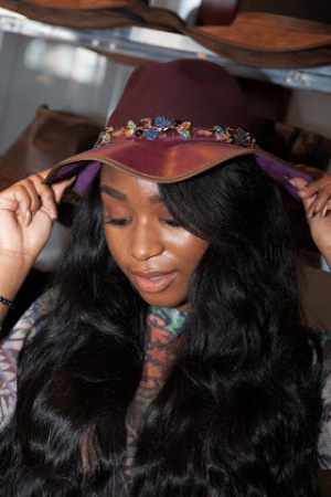 Normani Kordei American Hat Makers