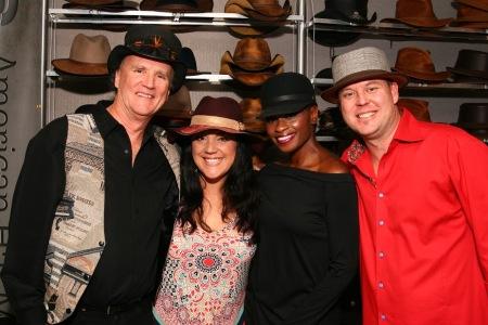 Adina Porter - The 100 - American Hat Makers - Hannah Garth Duff Watrous
