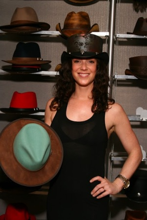 Amy Manson - Once Upon a Time - American Hat Makers