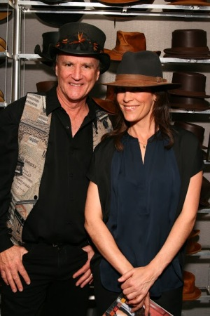 Annabeth Gish - American Hat Makers - Scandal - X-Files