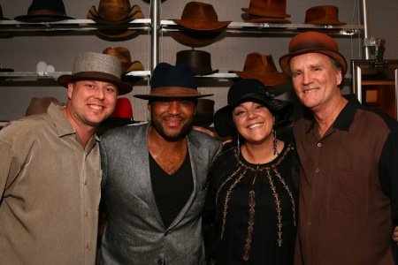 Anthony Anderson - American Hat Makers - Garth Hannah Duff Watrous