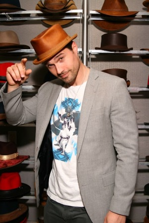 Brett Dalton - Agents of Shields - American Hat Makers