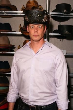 Brian Letcher - American Hat Makers - Scandal - Wisdom Hat