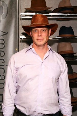 Brian Letcher - American Hat Makers - Scandal