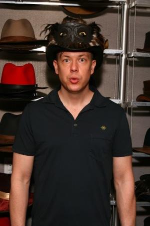Hugh Scott - American Hat Makers - Marvel Deadpool