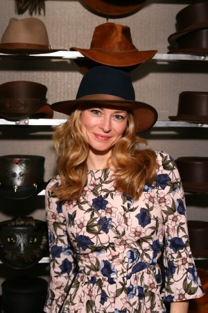 Jessica Morris - Actress- One Life to Live - American Hat Makers