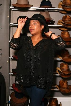 Kimberly Herbert Gregory - HBO's Vice Principals - American Hat Makers