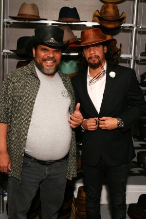Luiz Guzman & Son - Code Black - American Hat Makers