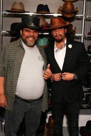 Luiz Guzman & Son - Code Black - American Hat Makers