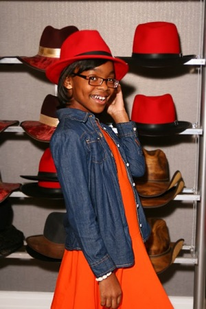 Marsai Martin - Blackish - American Hat Makers