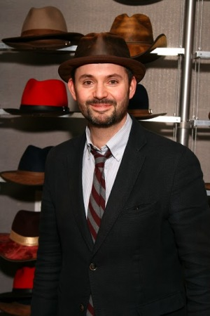 Matt Charman - Bridge of Spies - American Hat Makers
