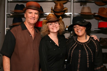 Meg LeFauve - Inside Out - American Hat Makers