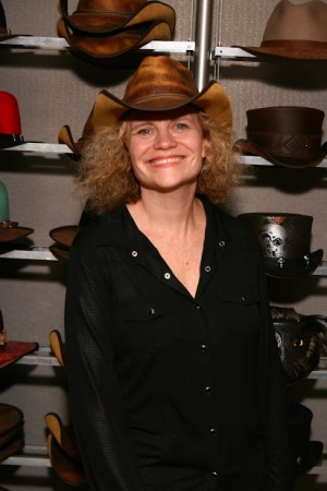 Meg LeFauve - Inside Out - American Hat Makers-