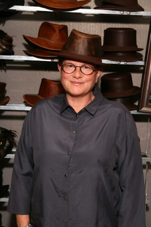 Phyllis Naggy - Nominee Best Adaoted Screenplay - Carol - American Hat Makers