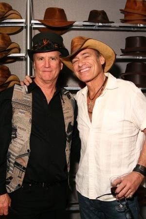 Steve Bauer - Ray Donovan - American Hat Makers - Duff Watrous