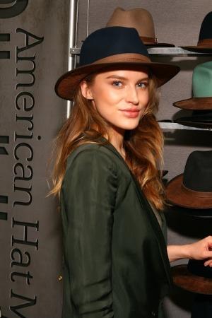 Tanya Mityushina - American Hat Makers - Sports Ilustrated Rookie