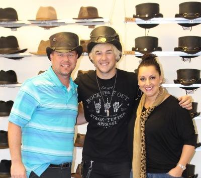 James Durbin American Hat Makers