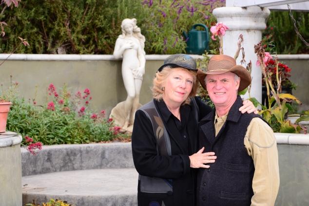 Gary Watrous & Merrylee Rae- American Hat Makers- Hat Designeer- president- CEO