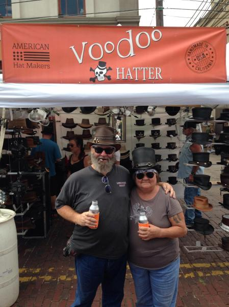 americanhatmakers-voodoo-hatter-galveston-texas-lone-star-rally-13