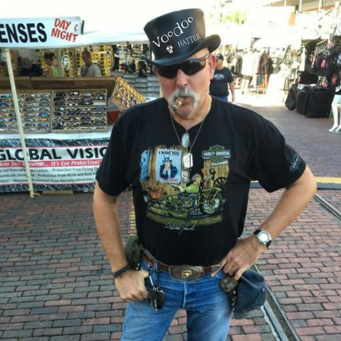 americanhatmakers-voodoo-hatter-galveston-texas-lone-star-rally-9