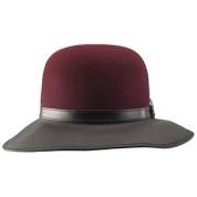 52175557b5800c Classy and Sassy is what you will be feeling when you wear this hat, which