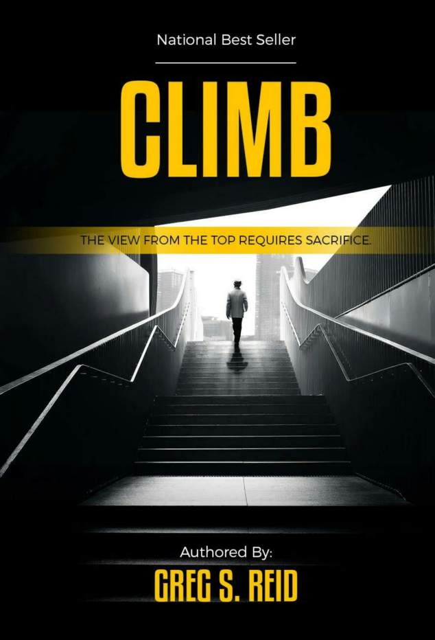 Garth & Hannah Watrous Co Authours in the Climb Book Chapter 4 & 5