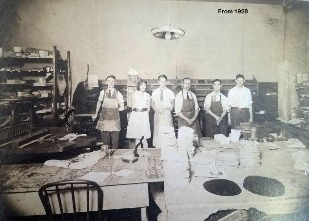 Star-Printing-circa-1928