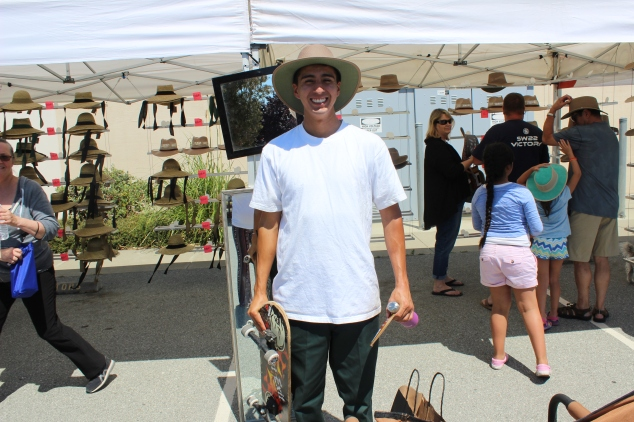 American Hat Makers . 2017 .Hat Day in the Sun. Watsonville (11)