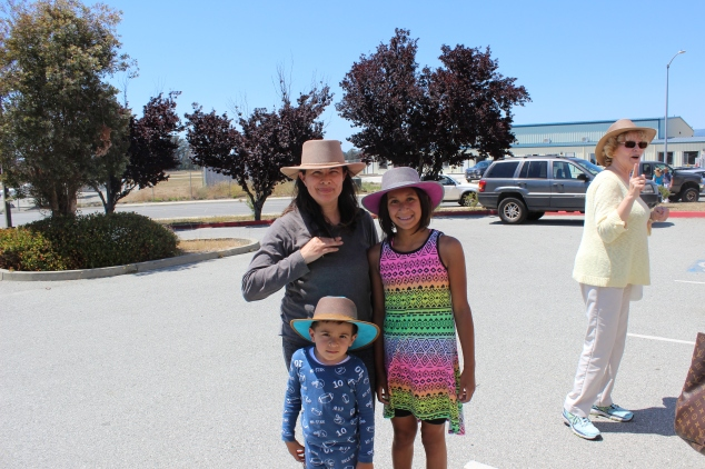American Hat Makers . 2017 .Hat Day in the Sun. Watsonville (145)