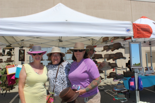 American Hat Makers . 2017 .Hat Day in the Sun. Watsonville (3)