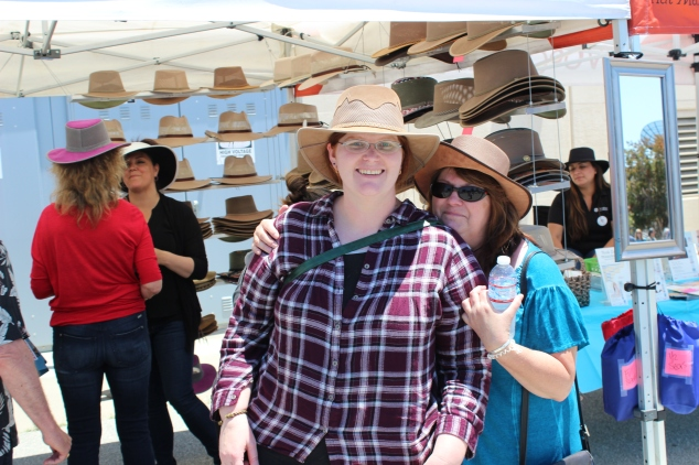 American Hat Makers . 2017 .Hat Day in the Sun. Watsonville (86)