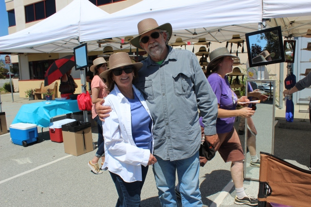American Hat Makers . 2017 .Hat Day in the Sun. Watsonville (9)
