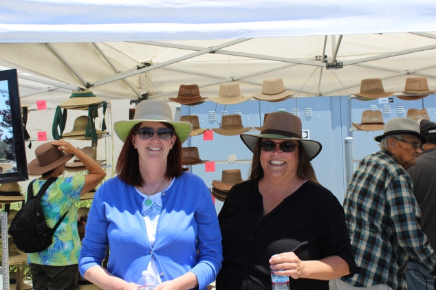 American Hat Makers . 2017 .Hat Day in the Sun. Watsonville (94)