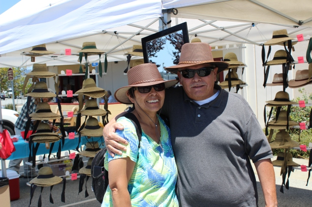 American Hat Makers . 2017 .Hat Day in the Sun. Watsonville (95)