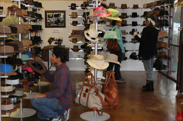 American Hat Makers & Santa Cruz Socialites Sip & Shop 065